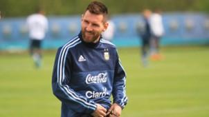 Lionel Messi Argentina 031017