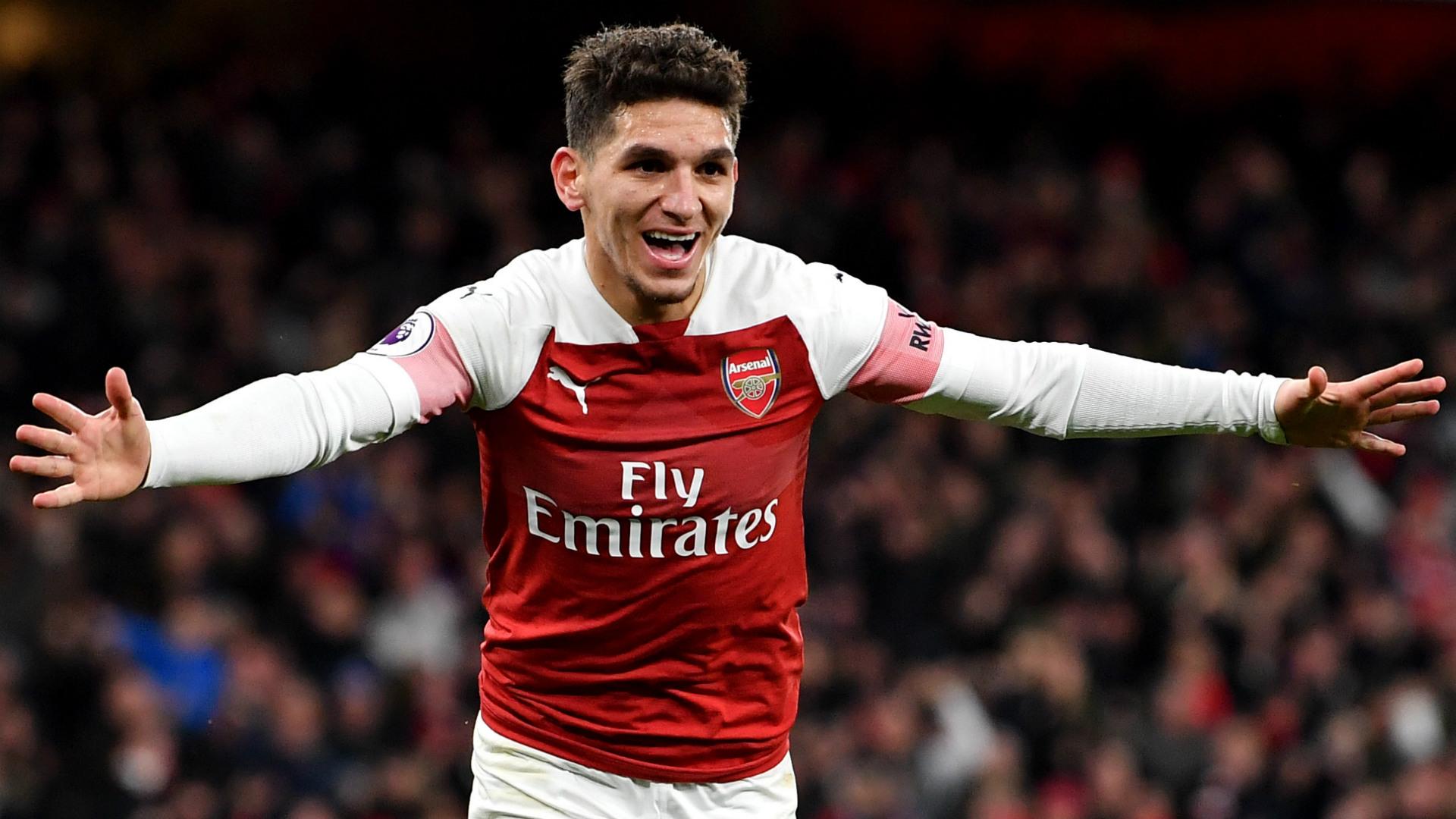 Lucas Torreira Arsenal 2018