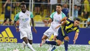 Allano Lima Aziz Behich Giuliano Fenerbahce Bursaspor 1182018