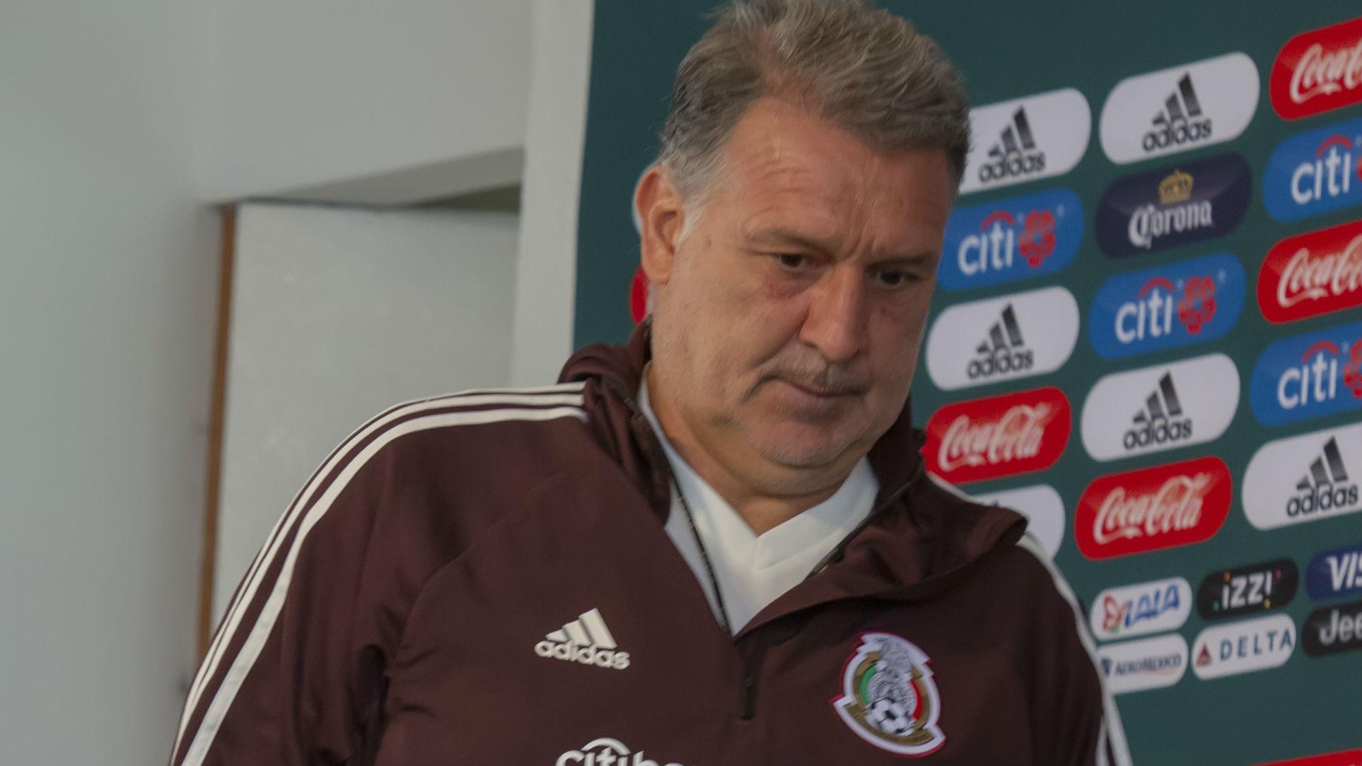 Tata Martino Mexico