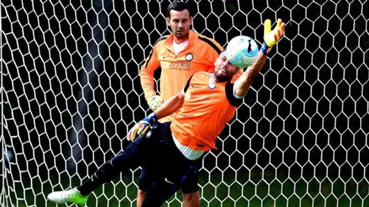 Daniele Padelli Samir Handanovic Inter
