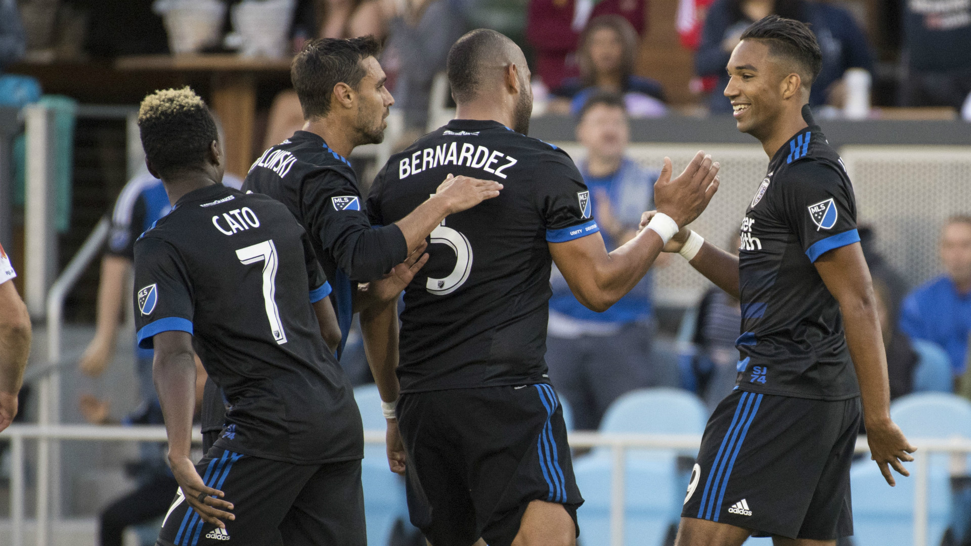 Danny Hoesen San Jose Earthquakes