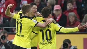 Reus Götze Lewandowksi Borussia Dortmund