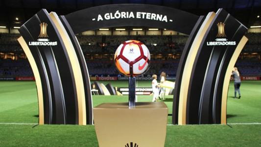 Copa Libertadores marca bola 2018