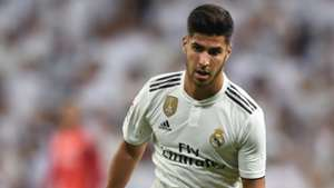 Marco Asensio Real Madrid 2018
