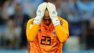 Willy Caballero Argentina Croatia