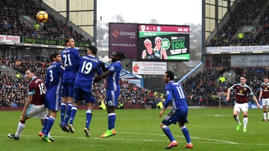 Robbie Brady Burnley Chelsea 2017