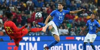 Locatelli Italy U21 Belgium