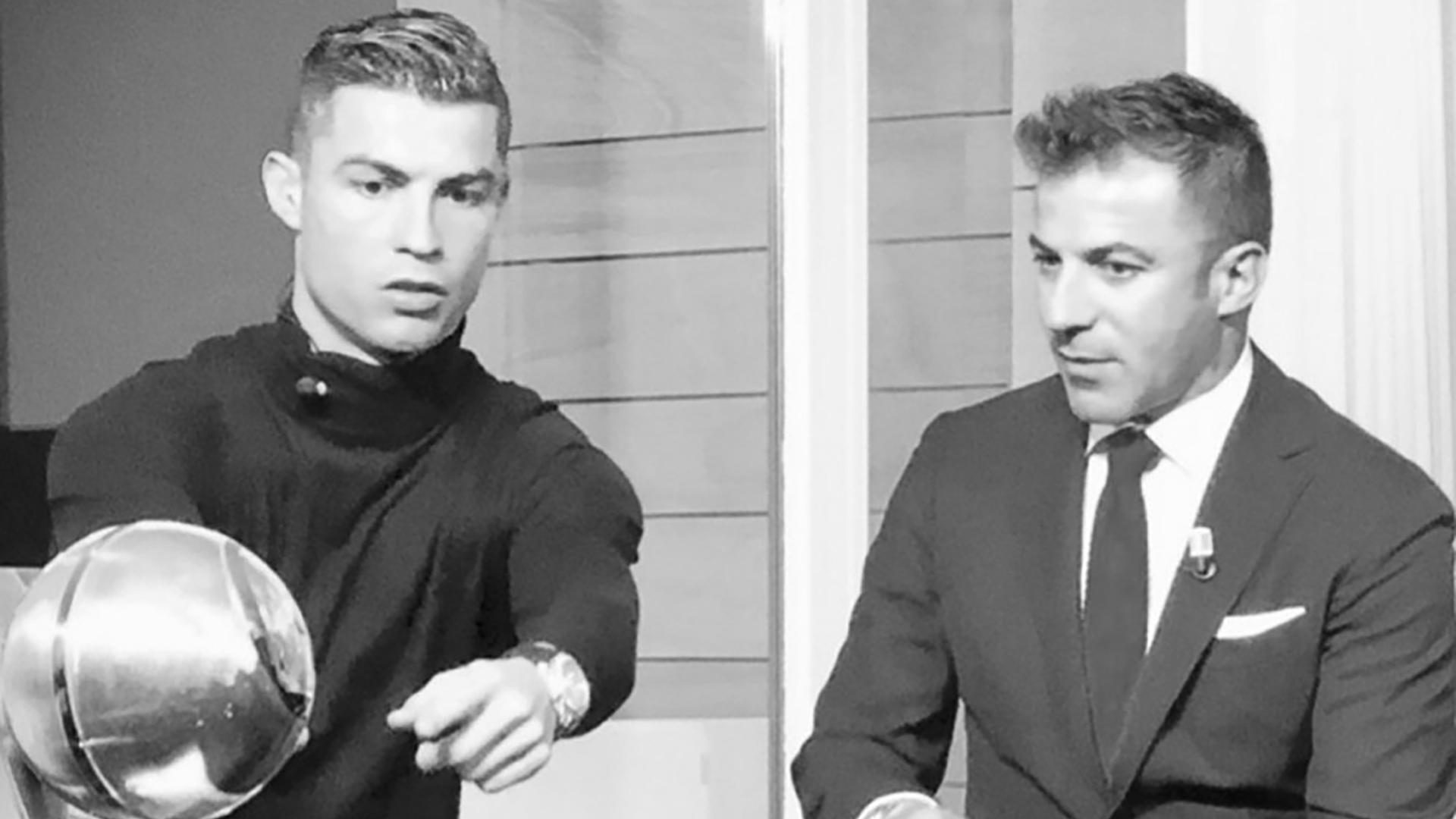 Buffon: Why Ronaldo To Juventus Makes Me Happy
