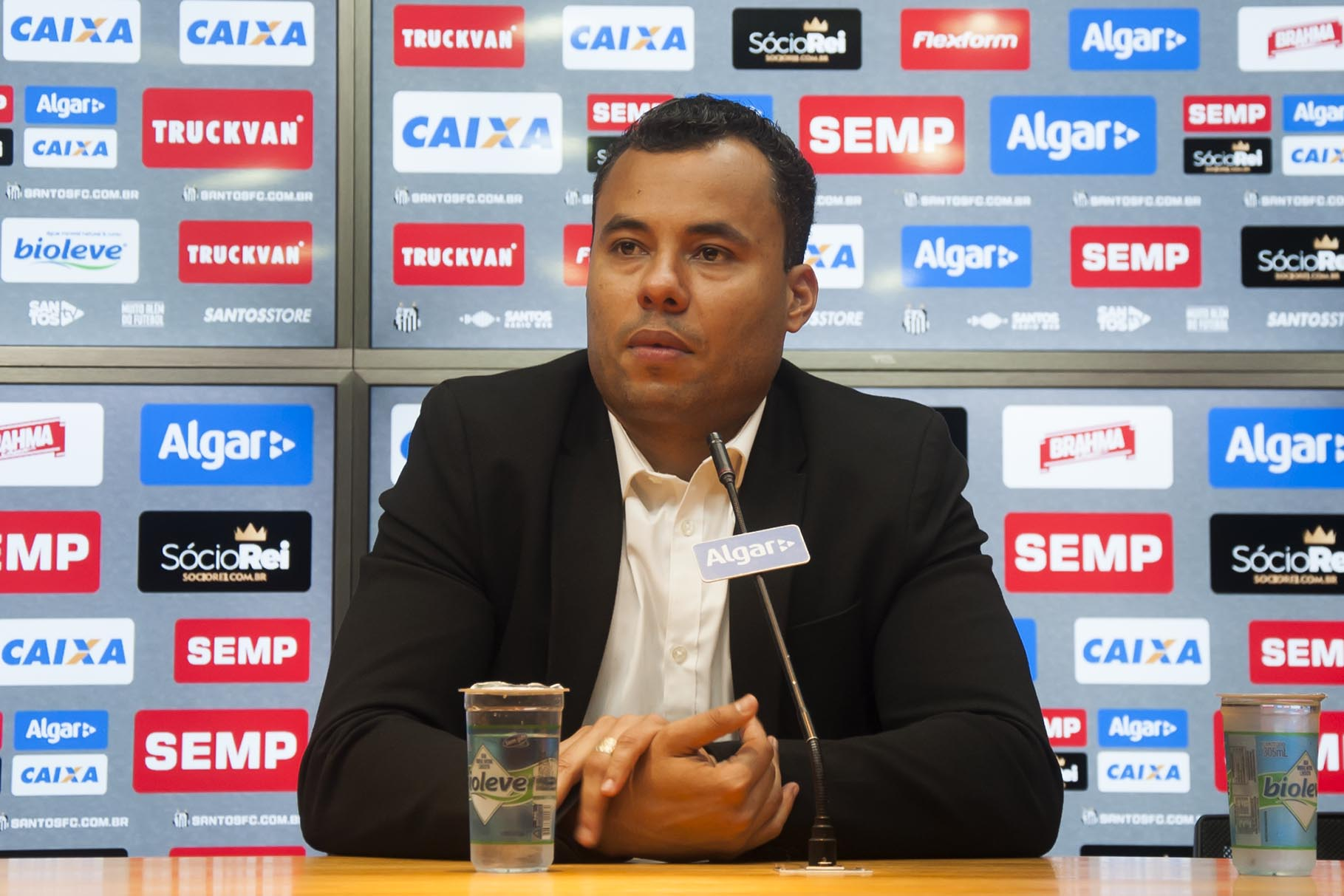 Jair Ventura Santos FC