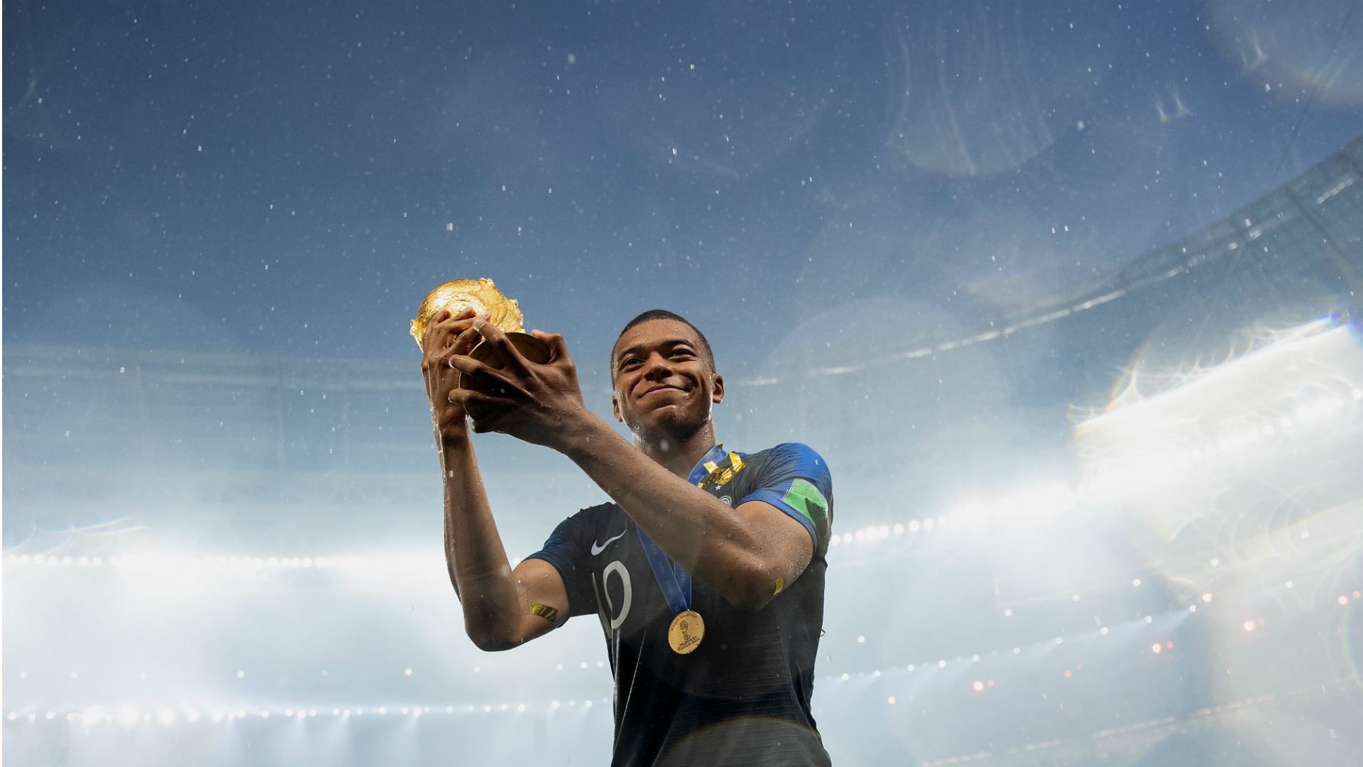 What is Kylian Mbappe's net worth and how much does the PSG star