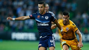 Daniel Georgievski Melbourne Victory v Perth Glory A-League 11032017