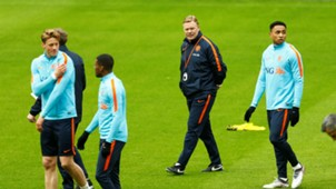 Netherlands training, 03222018