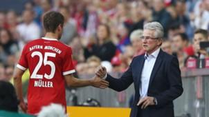Thomas Muller Jupp Heynckes Bayern