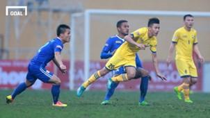 Quảng Nam SLNA Siêu Cúp Quốc gia 2018