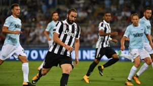 Gonzalo Higuain Juventus Lazio