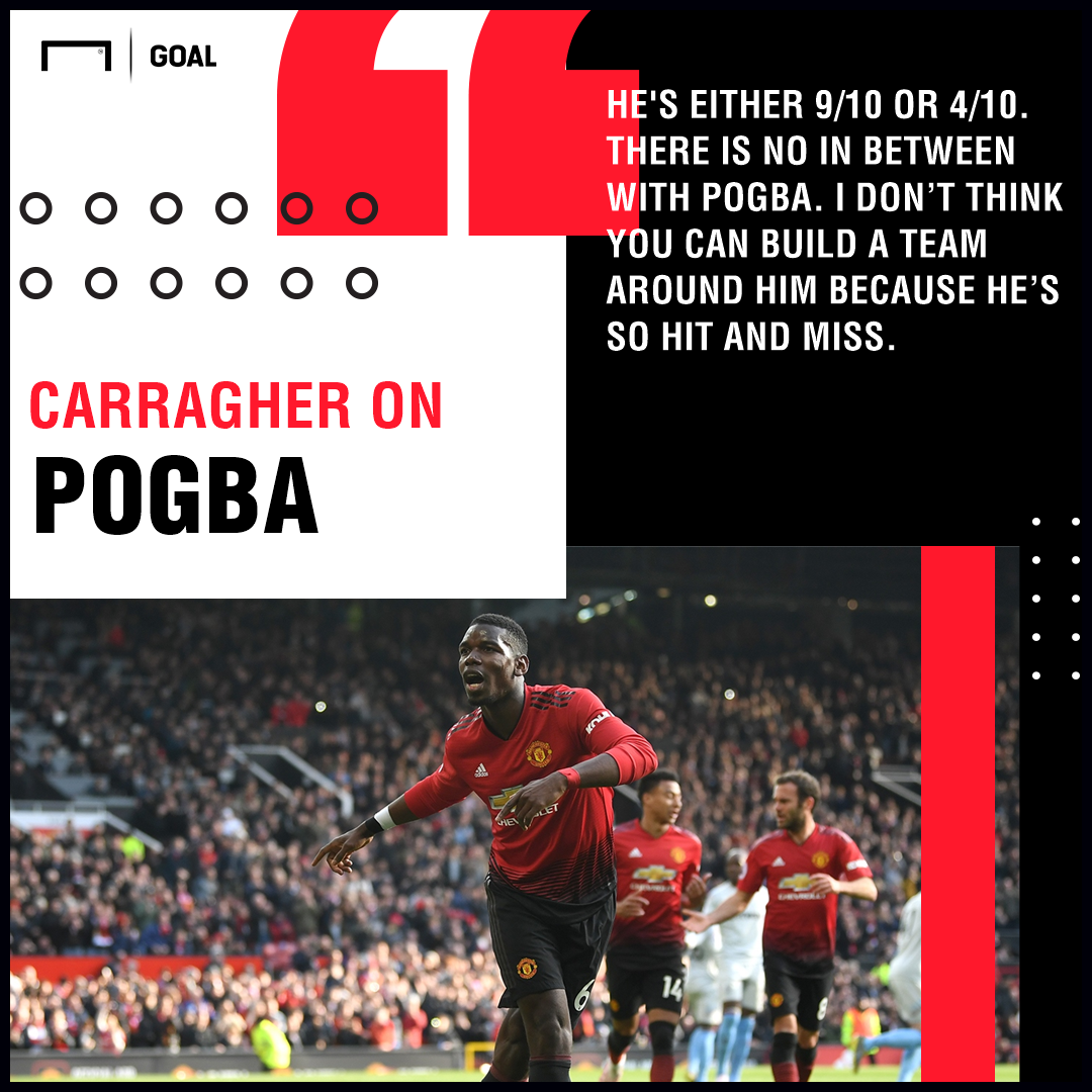 Paul Pogba Jamie Carragher PS