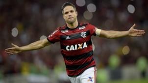 Diego - Flamengo x Paraná - 10/06/2018
