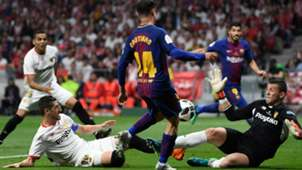 Coutinho Soria Sevilla Barcelona Copa del Rey