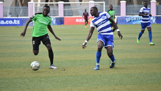 Duncan Otieno of AFC Leopards.