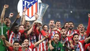 Atletico de Madrid Europa League