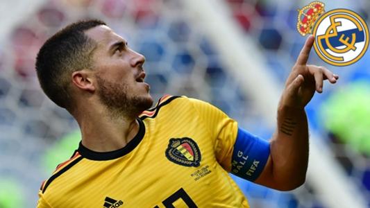 a01aa4cae Eden Hazard to Real Madrid  Chelsea star drops big future hint ...