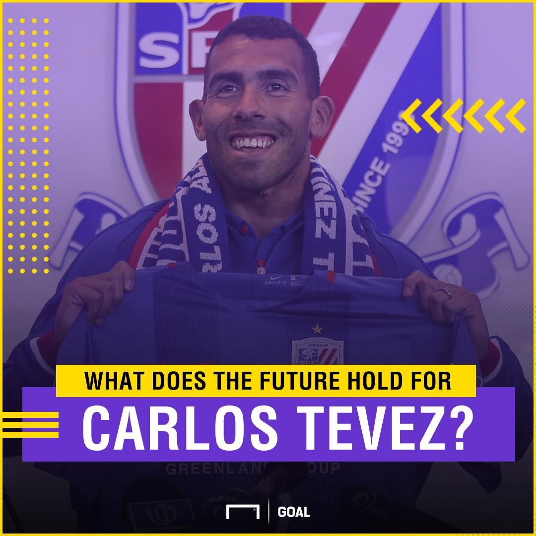 Carlos Tevez future?