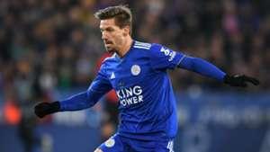Adrien Silva Leicester City