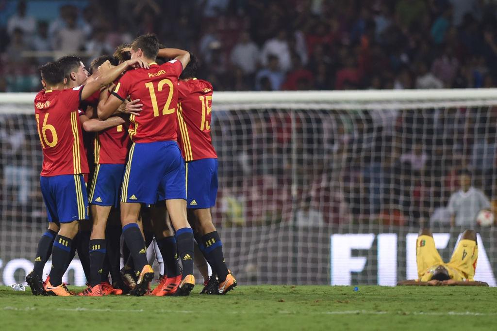 Mali vs Spain
