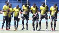 Tusker players.