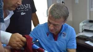 Ahmet Agaoglu Trabzonspor 071119