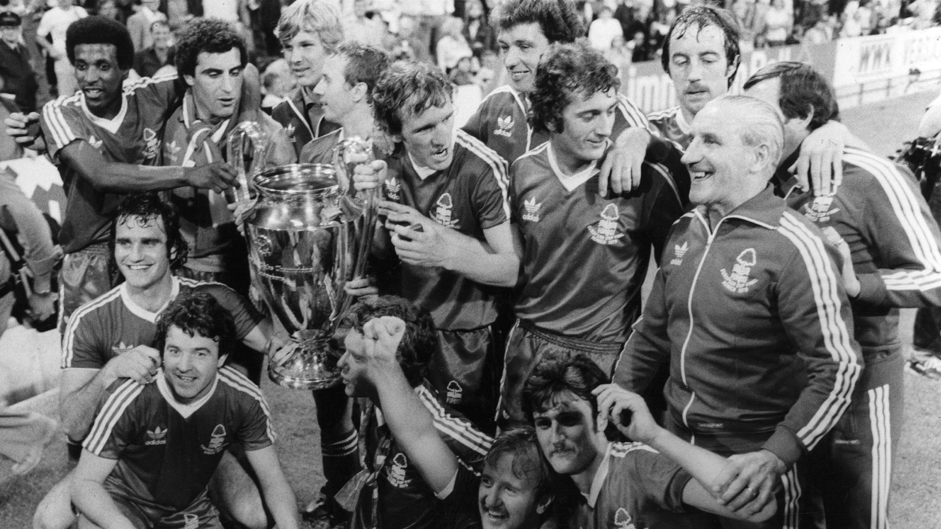 Nottingham Forest European Cup