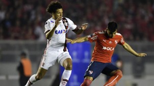 Willian Arao Independiente Flamengo Copa Sudamericana 06122017