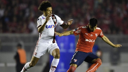 Willian Arao Independiente Flamengo Copa Sudamericana 06122017