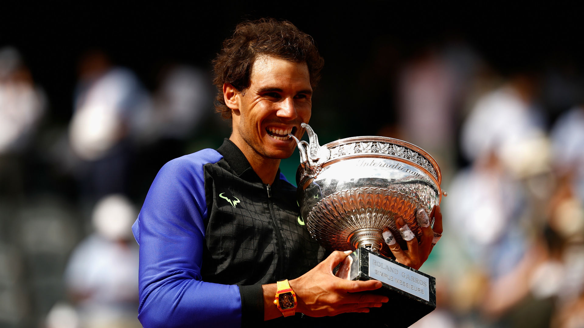 Rafa Nadal French Open 2017