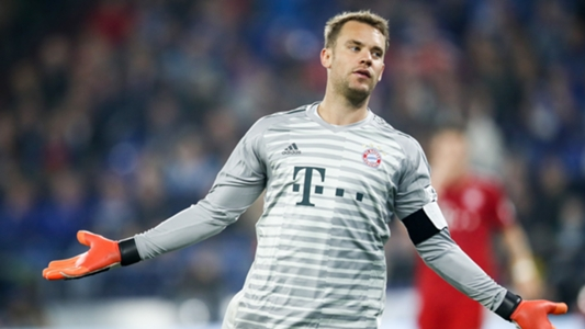 95077a5d7 What has happened to the great Manuel Neuer  Bayern goalkeeper struggling  after disastrous 2018