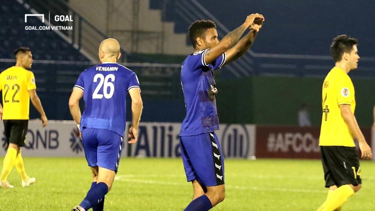 Wander Luiz Binh Duong AFC Cup
