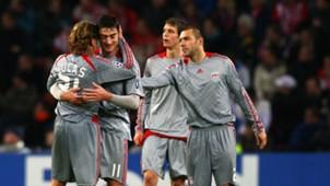 Liverpool PSV Champions League 200809
