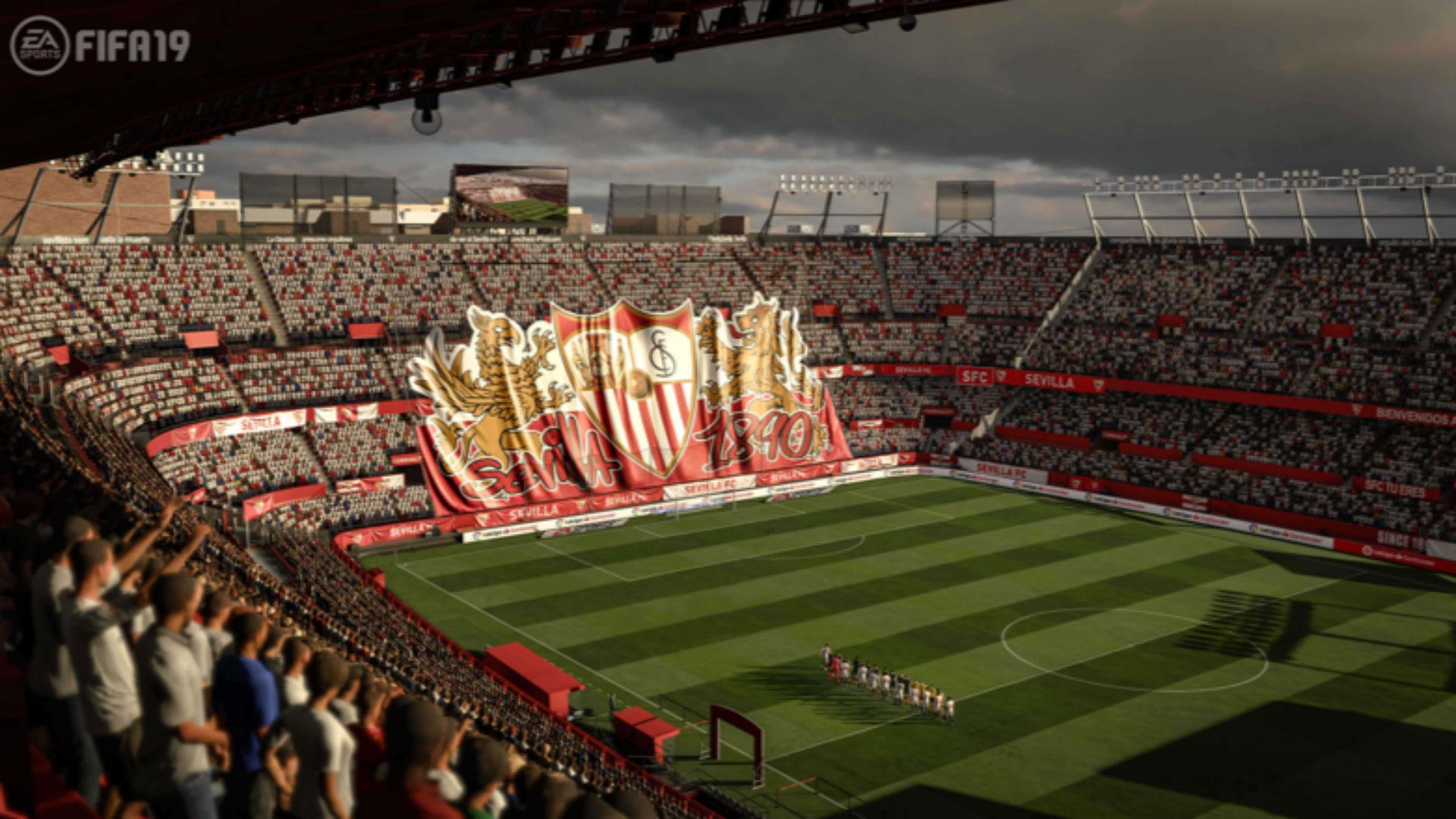 Ramon Sanchez Pizjuan FIFA 19