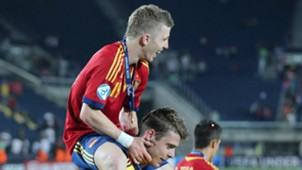 david de gea iker muniain