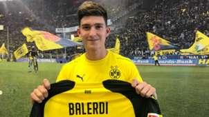 Leonardo Balerdi Borussia Dortmund