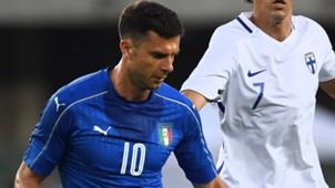 Thiago Motta Italy Finland