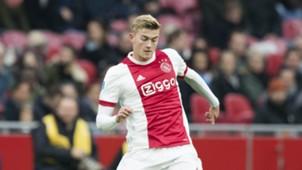 Matthijs de Ligt, Ajax - Roda, Eredivisie 11262017