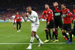 Mbappe Rennes