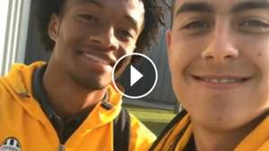 video cuadrado dybala