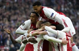 Ajax Lyon Europa League