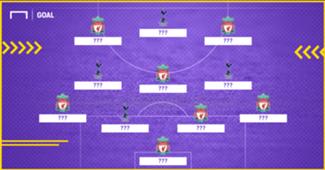 Tottenham Liverpool Combined XI