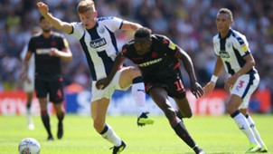Sammy Ameobi - Bolton Wanderers vs. West Bromwich Albion, English Championship