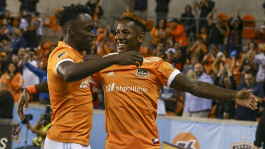 Romell Quioto Alberth Elis MLS Houston 03112017