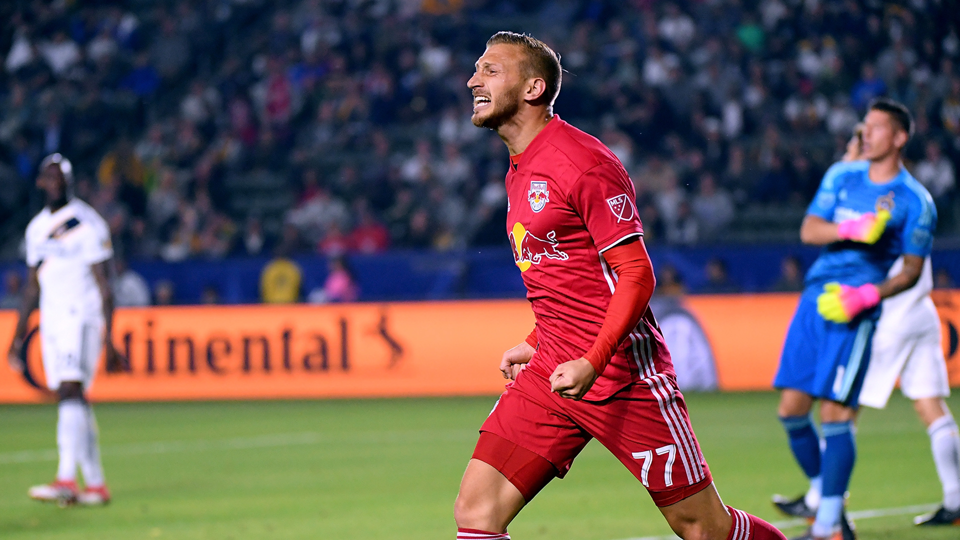 Daniel Royer NY Red Bulls 2018 MLS
